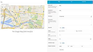 Advanced Custom Fields Googleマップ