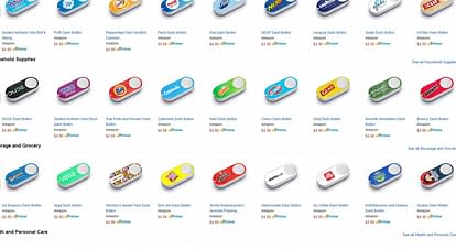 amazonのダッシュボタンを国内でも発売してほしい