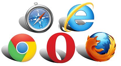ホームページ制作 者は気になる世界のブラウザシェア率と安定の日本