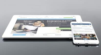 90%の人がインターネット検索活用!ホームページの重要性