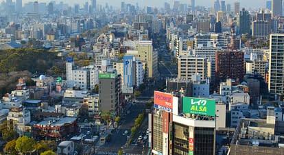 大阪府・大阪市の市区町村のエリア別の分け方について考えてみた