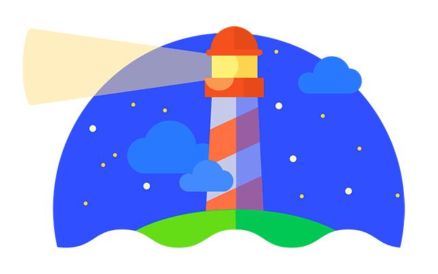 Lighthouse Chrome拡張機能