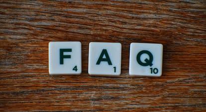 ホームページ制作で効果的な FAQ Q&A よくある質問ページ の作り方