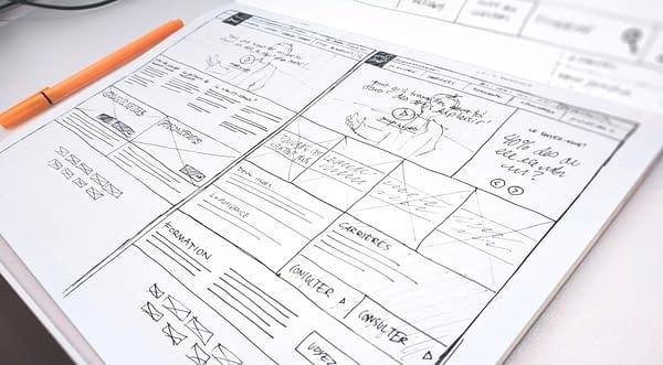 設計・構成とデザイン
